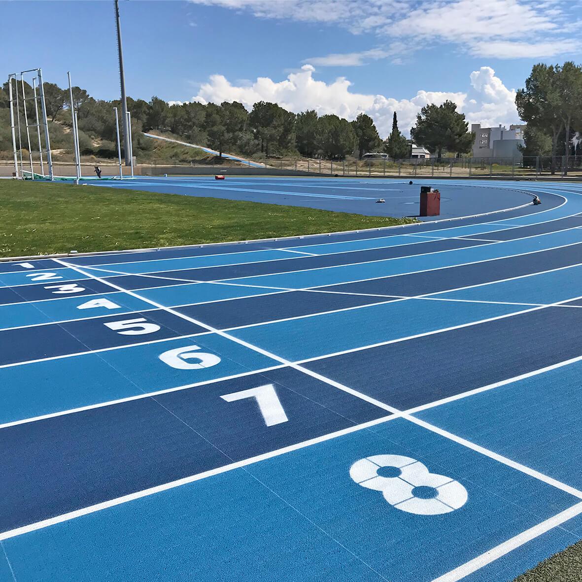 pista de atletismo magaluf